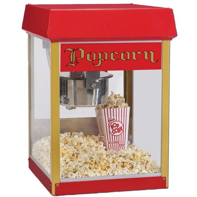 4oz Gold Medal Fun Pop Popcorn Popper