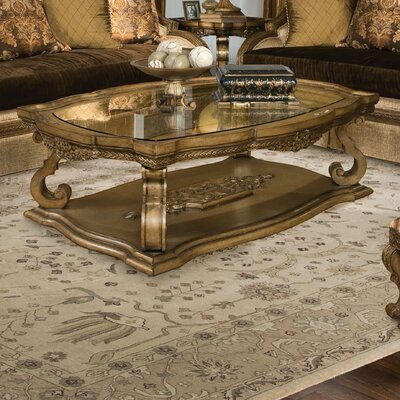 Benetti's Italia Violetta Coffee Table Set