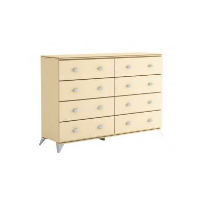 College Woodwork Fraser 8 Drawer Dresser