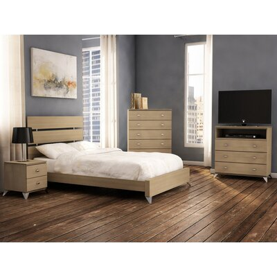 College Woodwork Fraser Panel Bedroom Collection