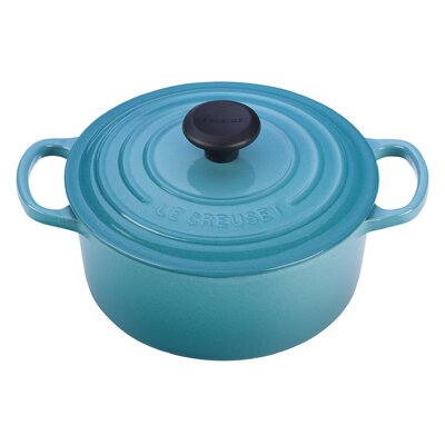 Le Creuset Enameled Cast Iron 5 1/2-Qt. Round Dutch Oven