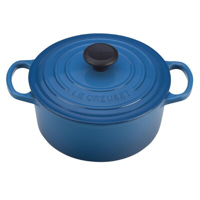 Le Creuset Enameled Cast Iron 3 1/2-Qt. Round Dutch Oven