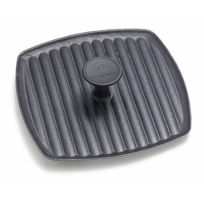 "Le Creuset Enameled Cast Iron 9"" Panini Pan"