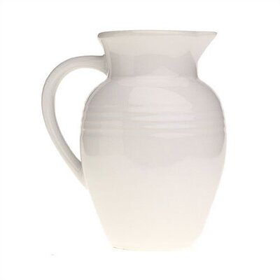 Le Creuset 2-Quart Pitcher in White