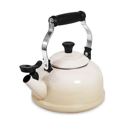 Le Creuset 1.8-qt. Whistling Tea Kettle