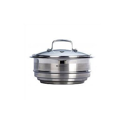 Le Creuset Stainless Steel 8&quot; Steamer Insert