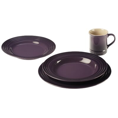 Le Creuset 16 Piece Dinnerware Set