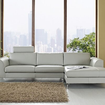 Whiteline Imports Angela Sectional