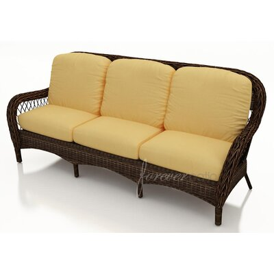 Leona Sofa with Cushion
