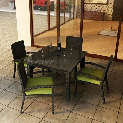 Barbados 5 Piece Dining Set