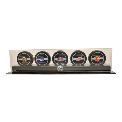 Caseworks International Five Puck Display Case