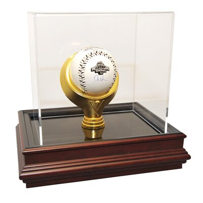 Caseworks International Boardroom Base Single Baseball Display Case