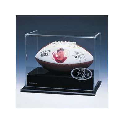 Caseworks International Mini Football Display Case