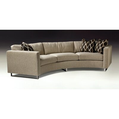 Thayer Coggin Circle Sofa