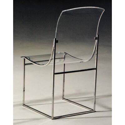 Thayer Coggin Curly Side Chair