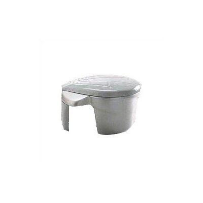 Primo Corall Bath Organizer in White