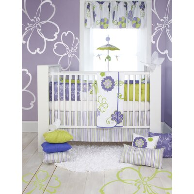 Sweet Potato by Glenna Jean LuLu Crib Bedding Collection
