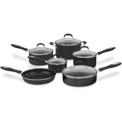 Cuisinart Advantage 11-Piece Non-Stick Aluminum Cookware Set