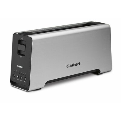 Cuisinart 2 Slice Long Slot Toaster