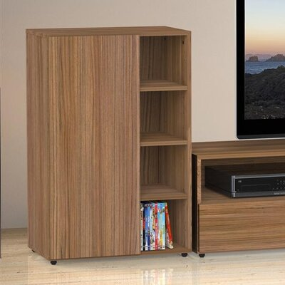 Alizee Storage Cabinet in Walnut