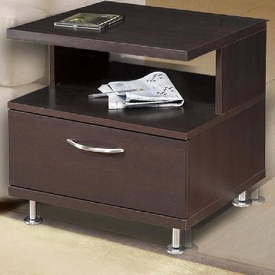 Nexera Eclipse End Table