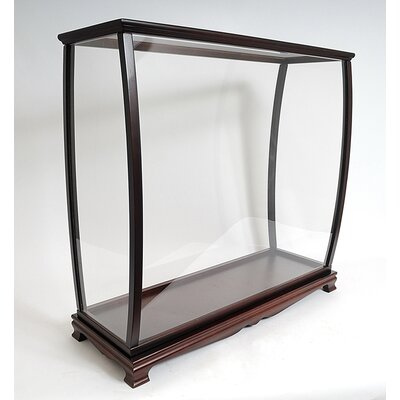 Old Modern Handicrafts Table Top Display Case
