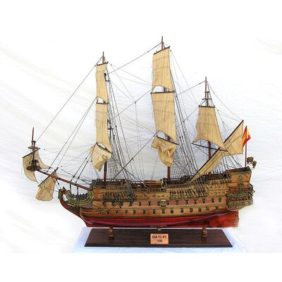 San Felipe X-Large Limited Edition Ship