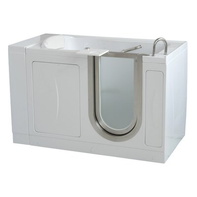 "Ella Walk In Baths 52"" x 30"" Elite Soaking Walk In Tub"