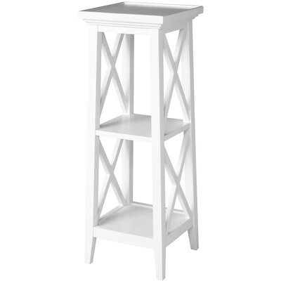Seneca Lake Multi-Tiered Telephone Table