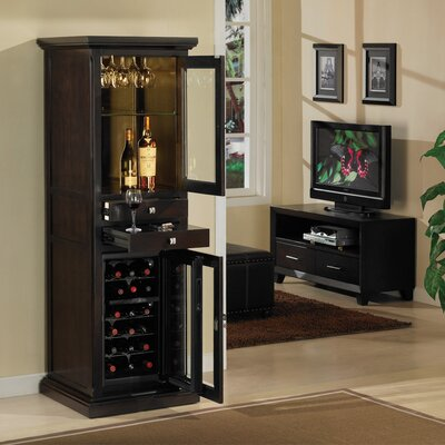 Tresanti Meridian 18 Bottle Wine Cabinet