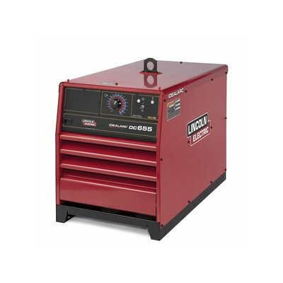 Lincoln Electric Idealarc Power DC-655 Multi-Process 230V Welder 815A