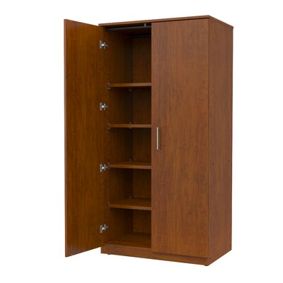 Marco Group Inc. Mobile CaseGoods Tall Storage Cabinet