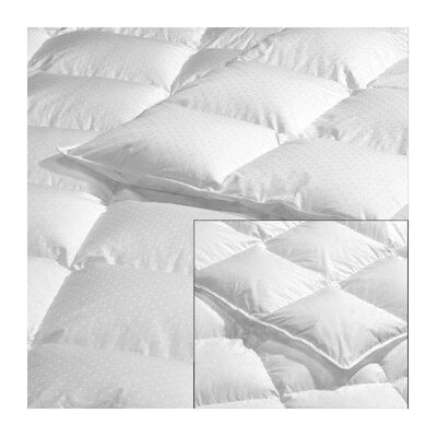 Highland Feather Satin Hutterite King Down Duvet Fill