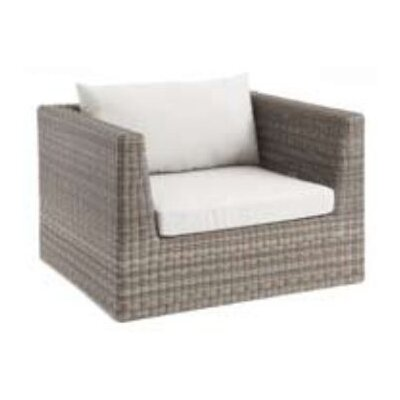 Delmar Modular Deep Seating Chair with Cushion