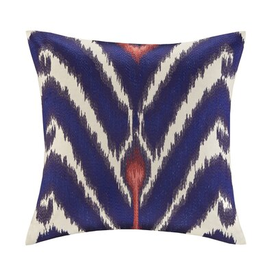 Cozumel Cotton Faux Linen Decorative Pillow