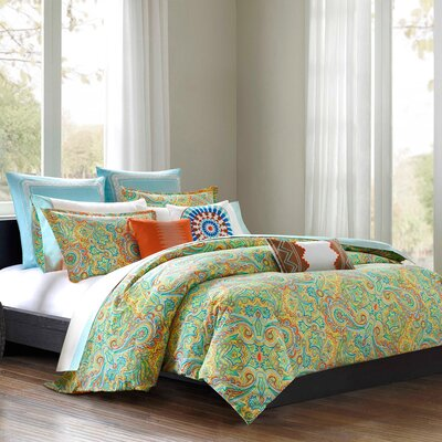 echo design Beacon's Paisley Duvet Cover Collection