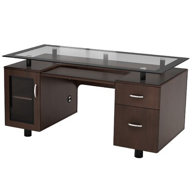 Z-Line Designs Ayden Executive Desk
