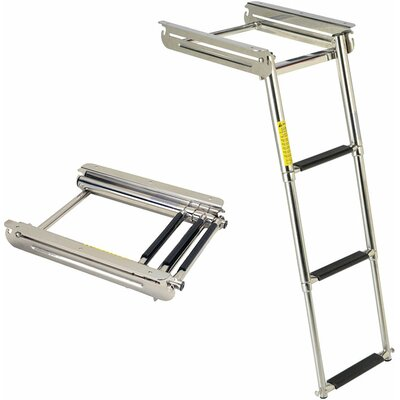 Garelick MFG. Company Under Platform Sliding Ladder