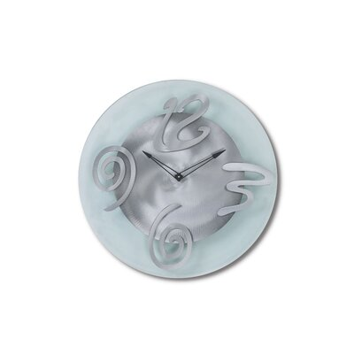 JG - Clock Hour Glass Clock