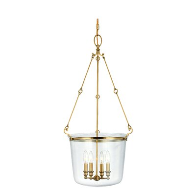 Quinton 4 Light Foyer Pendant