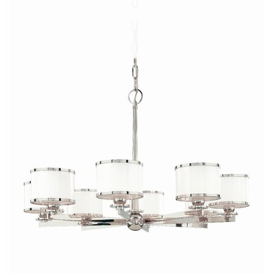 Basking Ridge 7 Light Chandelier