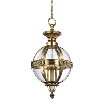 Hudson Valley Lighting Marietta 4 Light Pendant