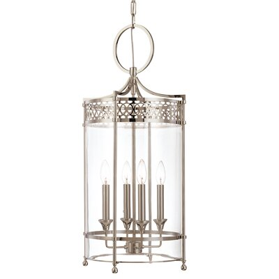 Hudson Valley Lighting Amelia 4 Light Foyer Pendant