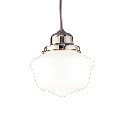 Winslow 1 Light Schoolhouse Pendant