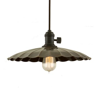 Hudson Valley Lighting Heirloom 1 Light Foyer Pendant