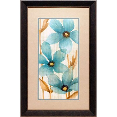 North American Art Waterflowers I Wall Art