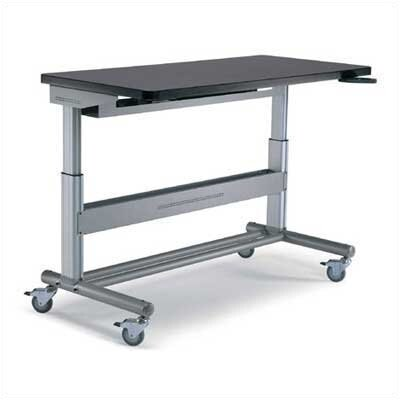 Anthro 48&quot; W Single Surface Elevate Electric Lift Table