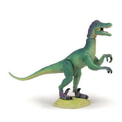Geo World Dino Dan Medium Velociraptor Figure