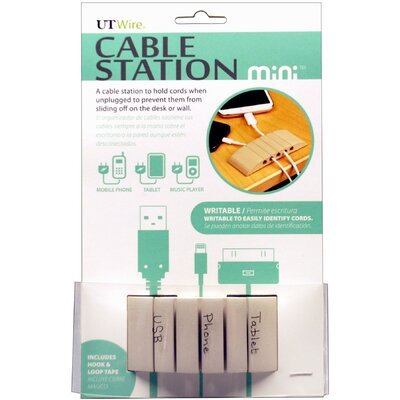 UT Wire Cable Management Cable Station Mini