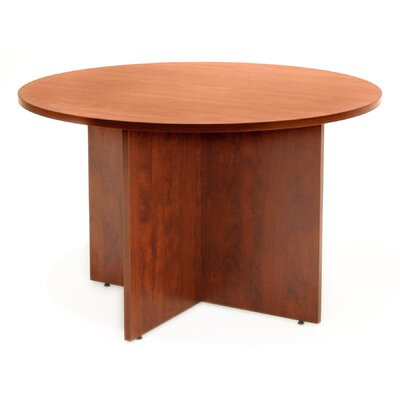 "Regency 42"" Round Conference Table"